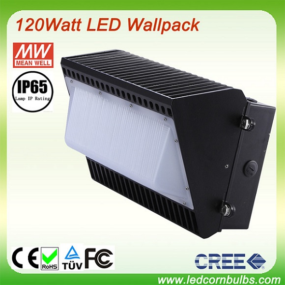 IP65 120 LED Wall Pack Light