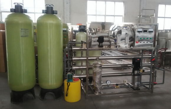 Sand Filter FRP Fiberglass Composite Tank Construction for Water Treatment