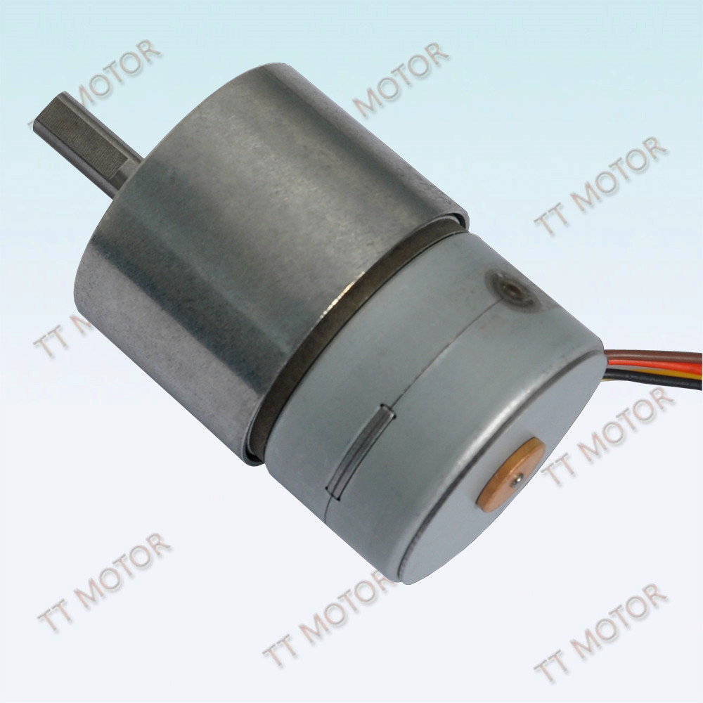 37mm simple stepper motor with power supply 12v