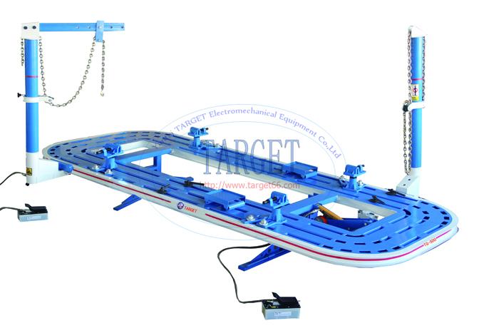 Auto Body Collision Repair Equipment/Car Frame Straightener TG-500 ...