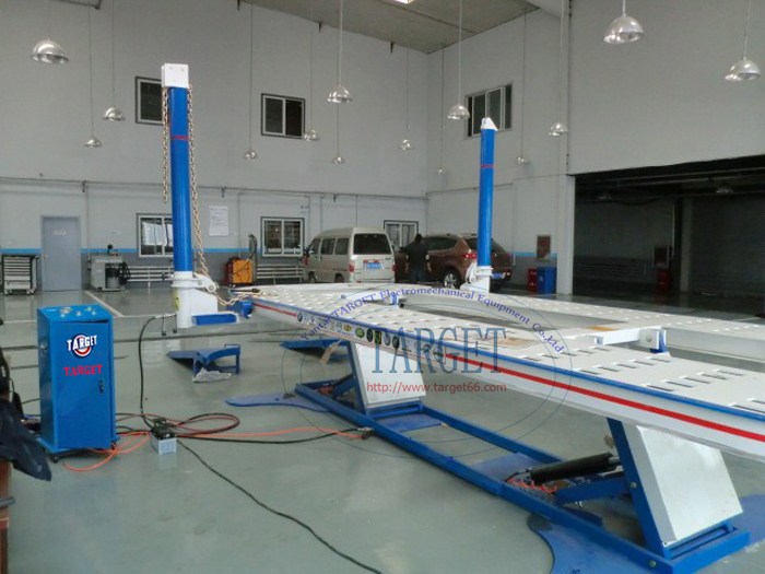 Car Body Frame Repairframe Saw Machineguy Chart Frame Equipment