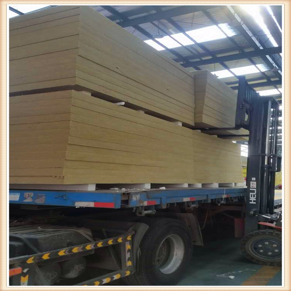 Fire Retardant Rock Wool Board