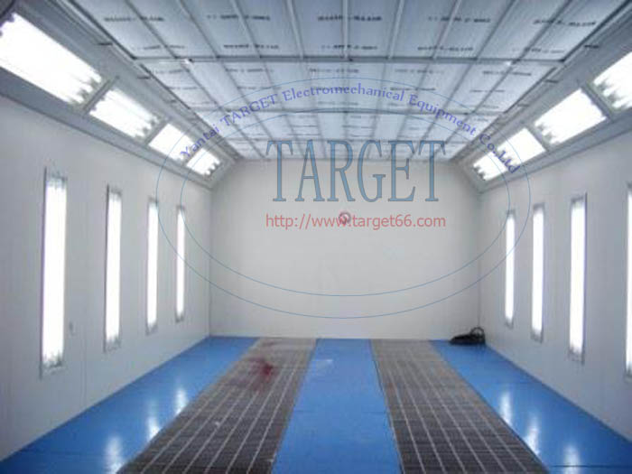 Auto painting room spray booth TG60B