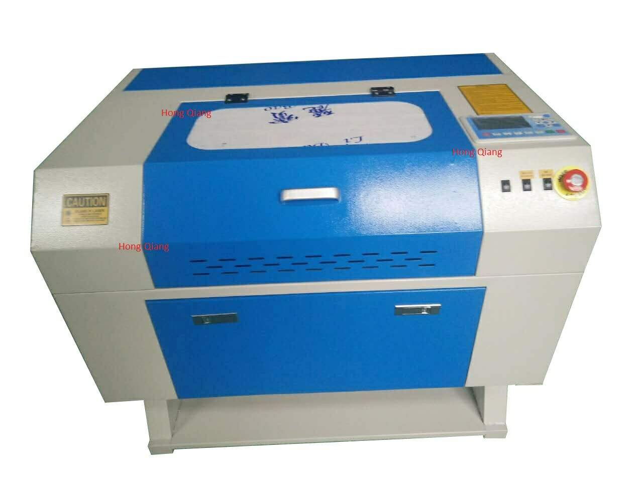 High Speed CO2 Laser Cutting Engraving Machine for Artwork Industrial OEM is Available (HQ3050)