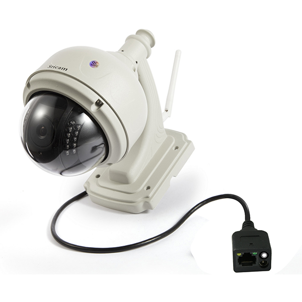 Sricam 720P HD Wireless P2P Wifi IR-Cut Outdoor Network Pan//Tilt Home IP Camera