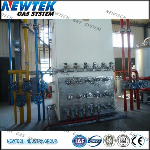 Scrap Cutting China Air Separation Plant with Filling Station CE Approval