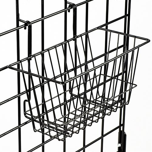 Wire Baskets For Slatwall And Gridwall Purchasing Souring Agent