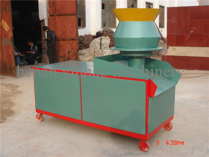 Flat Die Briquette Machine Biomass Raw Material