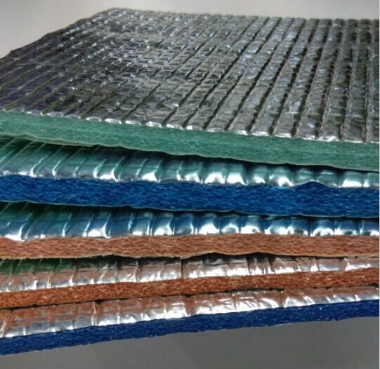 Double Sided Aluminum Foil Xpe Foam Radiant Floor
