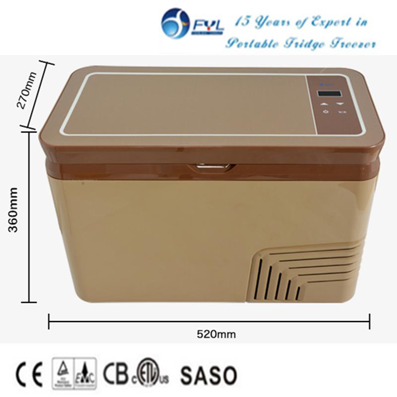 Small refriderator fridge freezer 12V 24V
