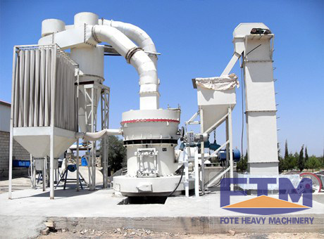 Dolomite Powder Grinding Line/Soapstone Powder Grinding Line In China