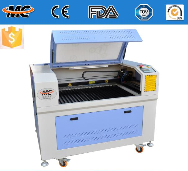 MC-9060 wood / acrylic / leather / rubber / stone laser engraving machine price