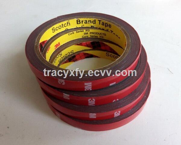3m 4229p Pressure Sensitive Double Sided Auto Foam Tape