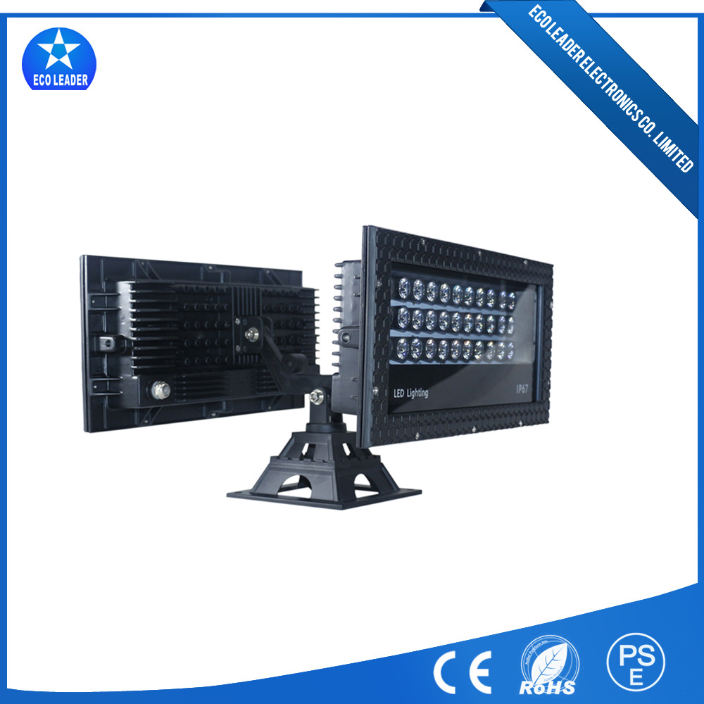 Transformer Shape New LED Flood Light 140W High Waterproof IP67 with Double Head