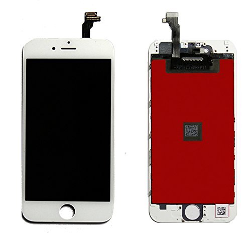 White iPhone 6 4.7 inch LCD Touch Screen Digitizer Assembly