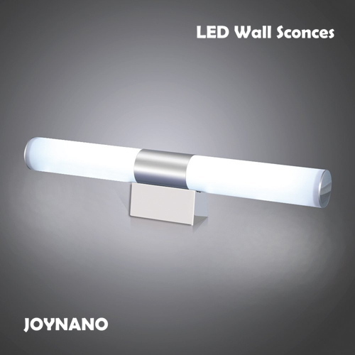 JoyNano 8W LED Mirror Front Light 6200K Modern Brief Tube Sconces