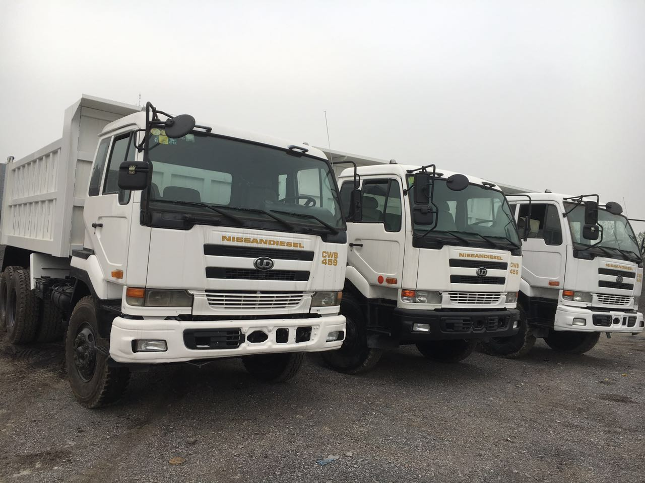 Nissan Diesel Truck >> Used Nissan Diesel Truck Cwb459 From China Manufacturer