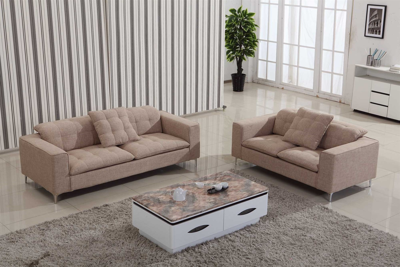 Phenomenal High Quality Living Room Modern Fabric Corner Sofa From Ncnpc Chair Design For Home Ncnpcorg