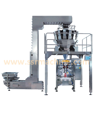 Automatic Potato Chips packing machine with 14 head weigher  SP1