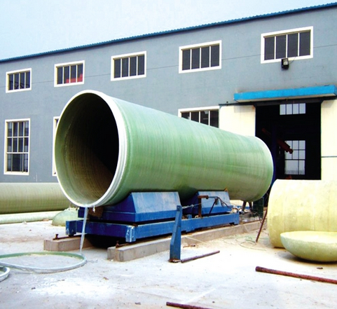 FRP Pressure Epoxy Resin Water and Oil Pipes