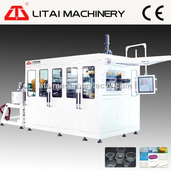Plastic Container Thermoforming Machine