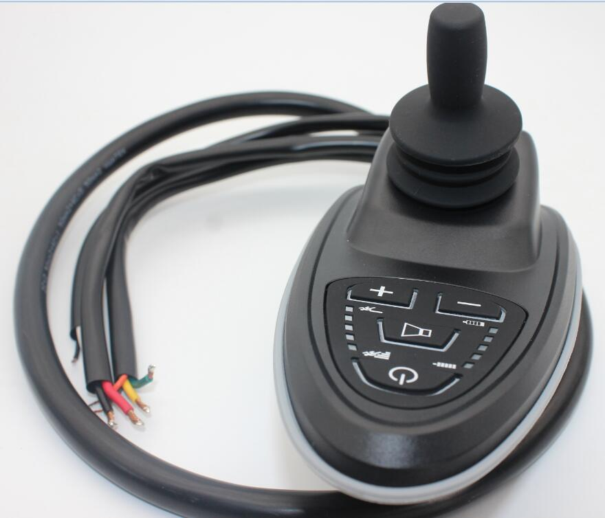 professional manufacturer of joystick controller for electric wheelchair