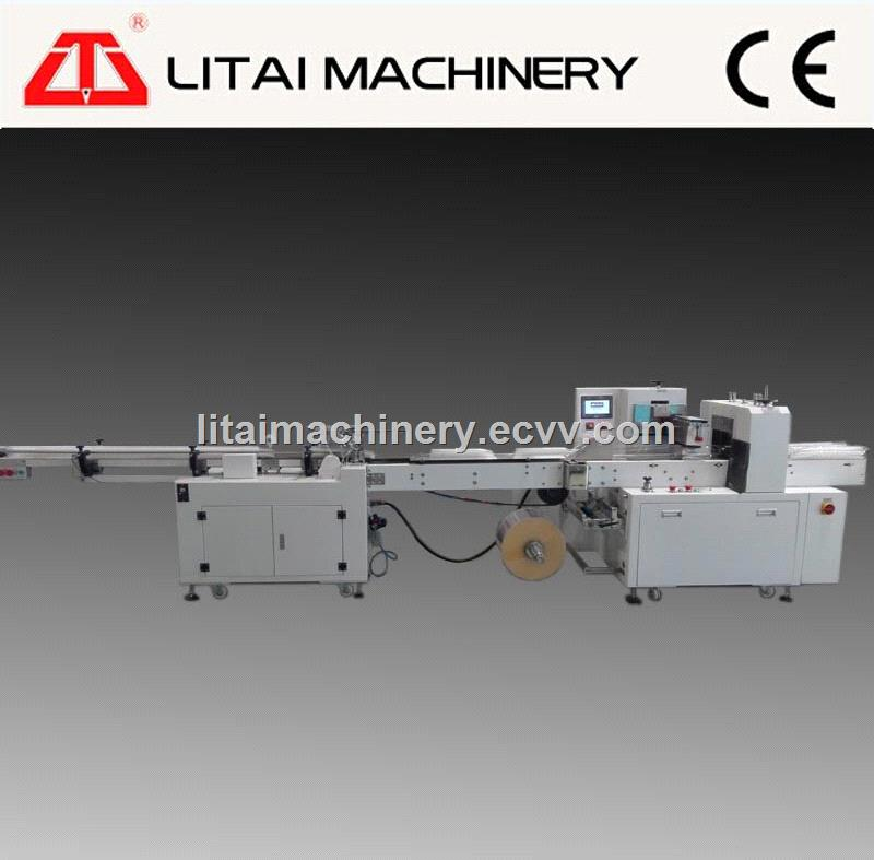 Plastic and Paper Cup Packaging Machine