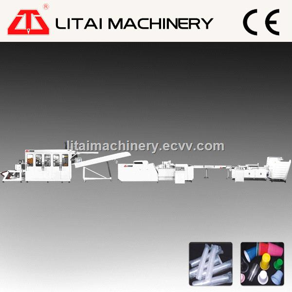 Plastic Cup Forming Production Line