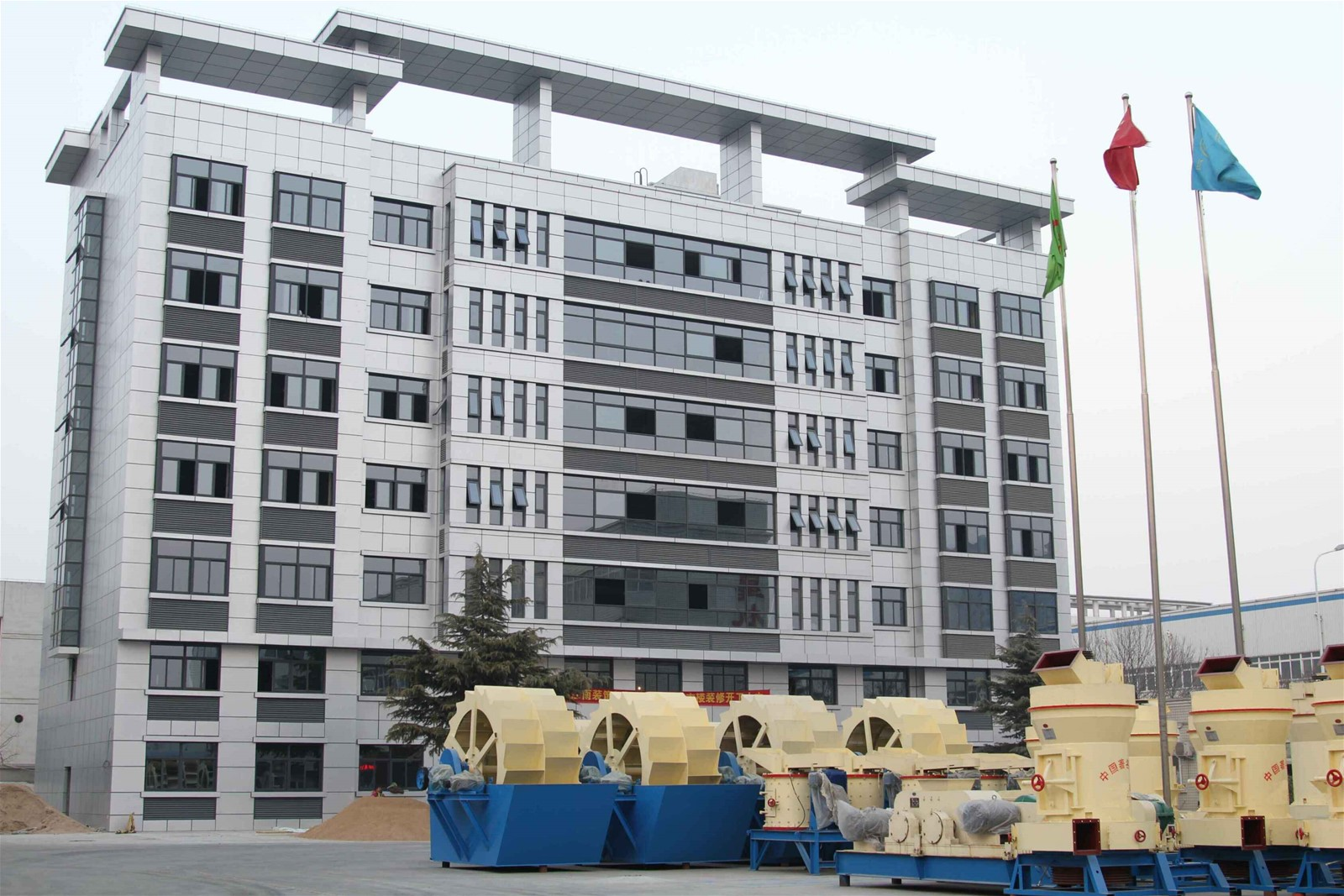 Shanghai Foxing Heavy Industry Machinery Co., Ltd.
