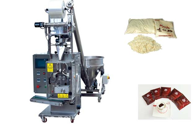 Semiautomatic Quantitative Powder Packing Machine