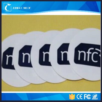 Competitive Price Waterproof Printable NFC Tag Free Samples