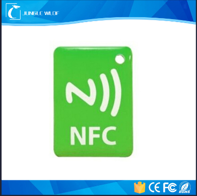Free Sample Chip Ntag213 Low Price Small NFC Tag