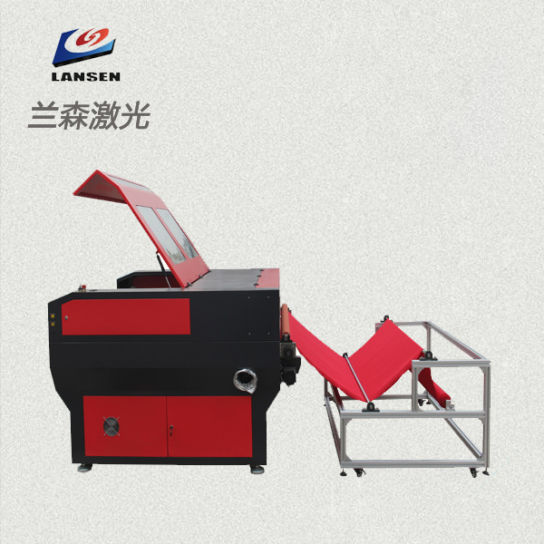 Fast Speed Fiber Laser Auto Feeding Cutter