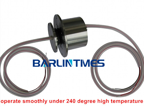 High temperature slip ring working for heating equipment under 240 degree from Barlin Times