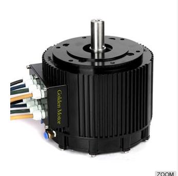 10KW BLDC motor electric motorcycle conversion kit