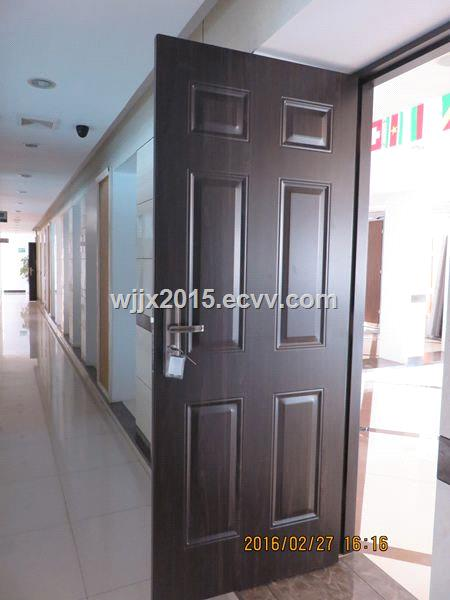 American Panel Door Hot Sale In Nigeria From China