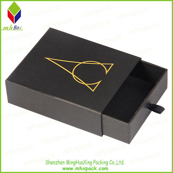 Slide open Paper Packaging  Gift Box