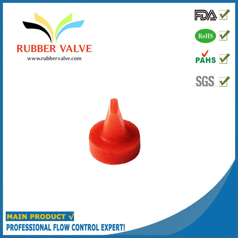 mini duck bill rubber silicone valve