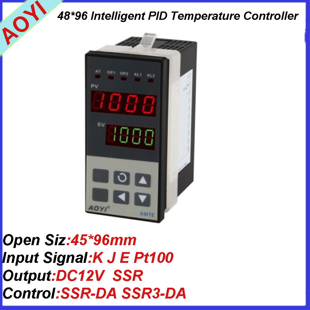 Universal Input Analogrelayssr Output Pid Temperature Controller Current Relay Meter Xmte 2000