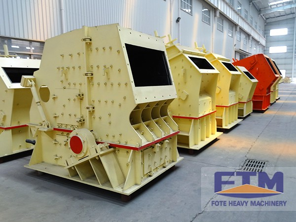 Coal Impact Crusher/Impact Crusher With Best Service