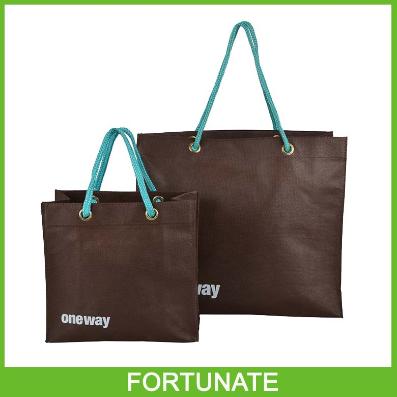 Promotional Non woven recycle pp shopping handle BAG