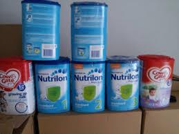 Nutrilon Standaard 1,2,3,4,5 Infant Milk Powder - New And Old Version