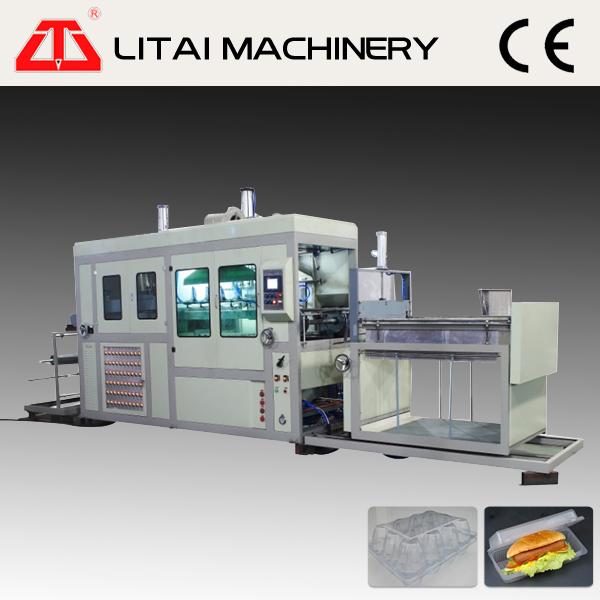 Plastic Vacuum Forming Machine From China Manufacturer
