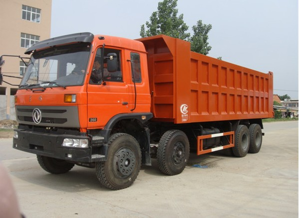 hot sale 40ton dongfeng tipper truck