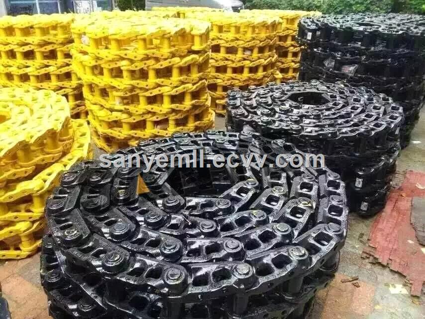 Manufacturer from China komatsu track chain assembly for PC200