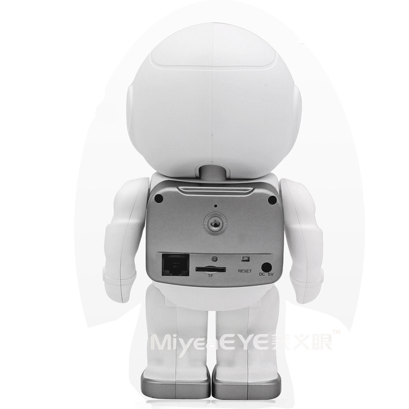 Robot 960P Panoramic hi3518 ip home camerahome camera security systemWiFi Wireless IP Camera