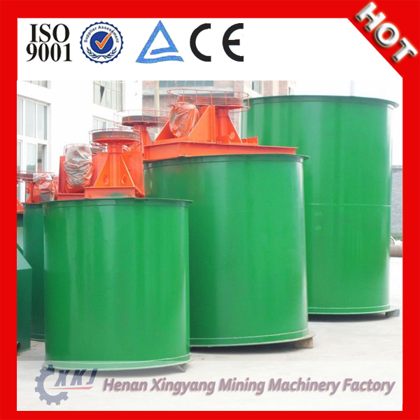 Mining agitator tank/agitation tank for copper ore ,gold ore flotation