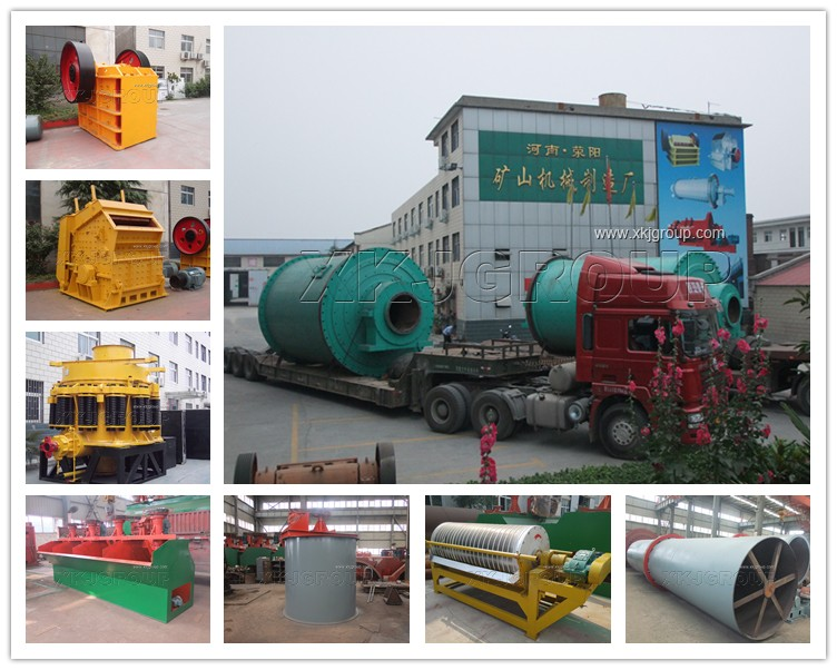 Xingyang Mining Machinery Factory