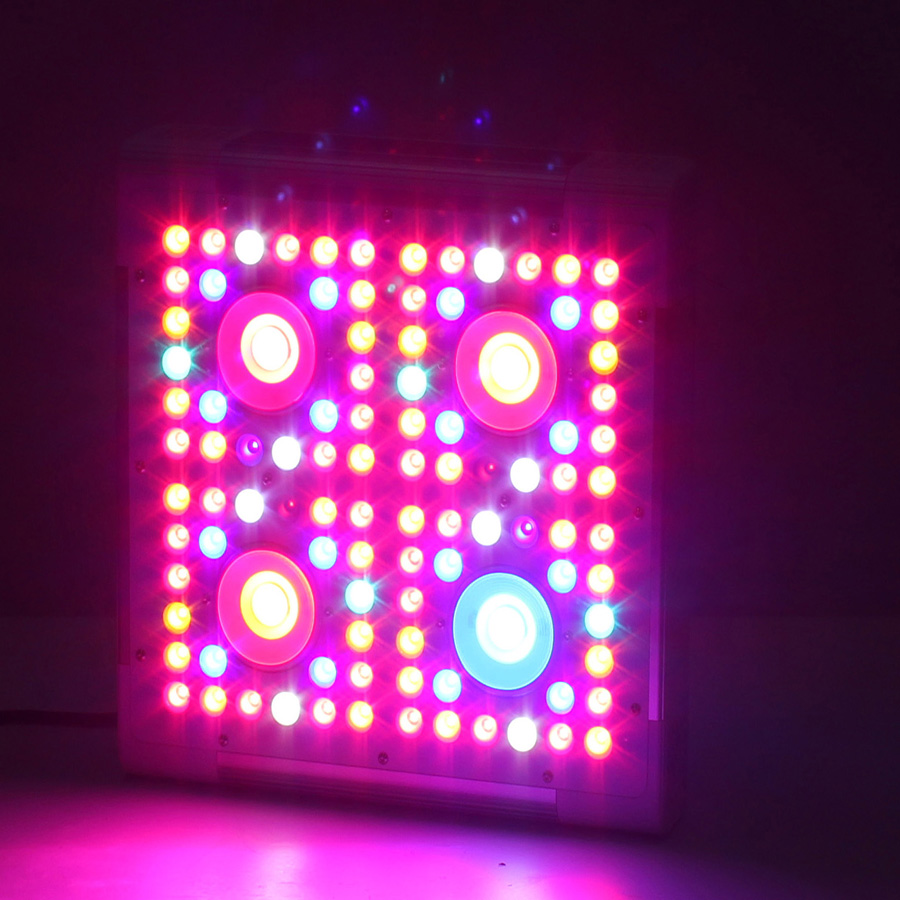 Factory Direct Sale Led Grow Plant Light 300w 3gp King Cob
