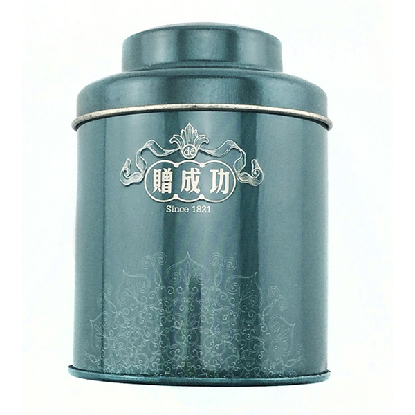 round tea coffee cookies nuts tin can containers factory china